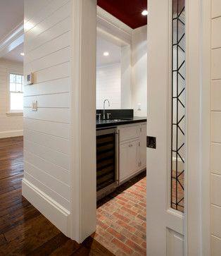 Basement Wine Room - traditional - Wine Cellar - San Francisco - Chelsea Court Designs