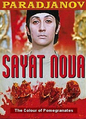 Links & Comments: Sayat Nova / The Colour of Pomegranates (1968) at Rapidshare
