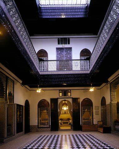 Andalusian touch in Tetouan culture