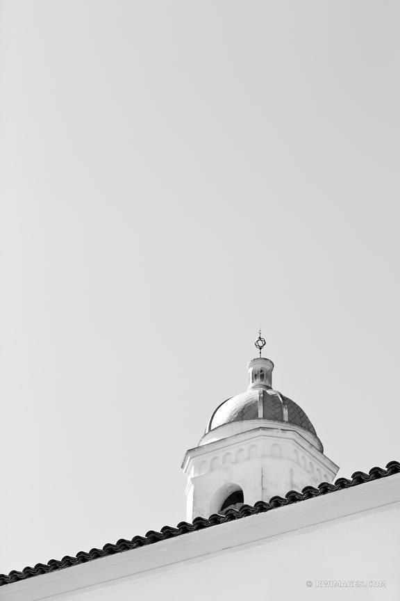 SANTA BARBARA ARCHITECTURE BLACK AND WHITE | Black and ...
