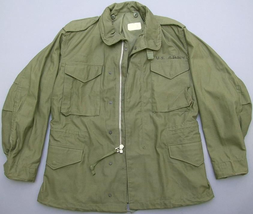 5b70315c267 Vietnam - Equipment and Uniform M65 field jacket