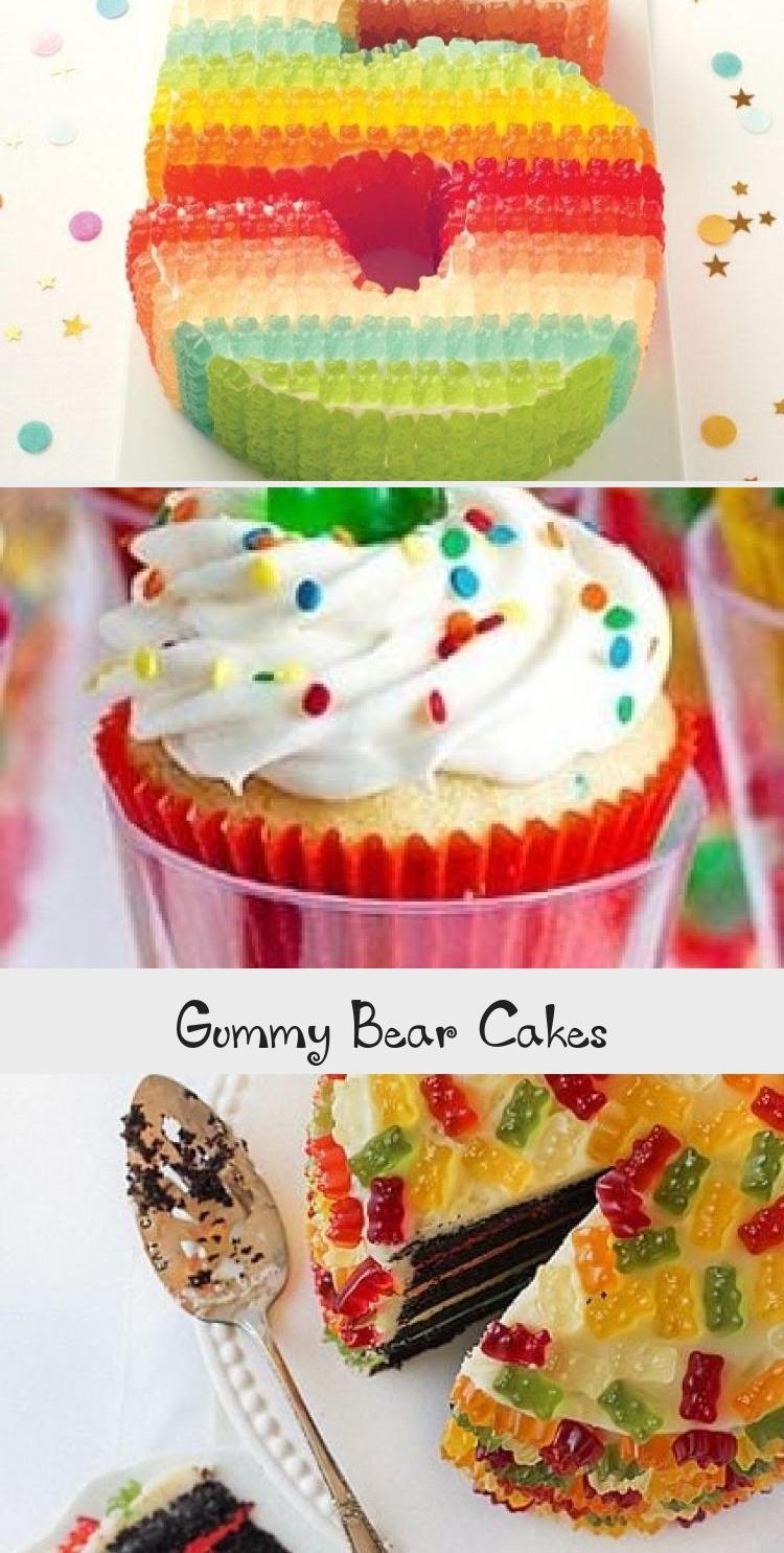 Photo of Gummy Bear Cakes #PinataKuchenBirthday #PinataKuchenRegenbogen #PinataKuchenScho…