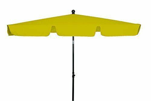 Ebay Sponsored Goodsun Sonnenschirm Rechteckschirm Fl Gelb