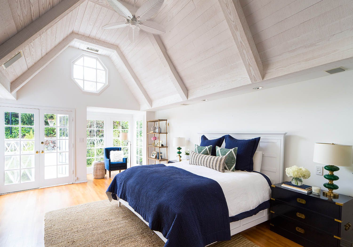 a beautiful master bedroom with cool east coast style bedrooms