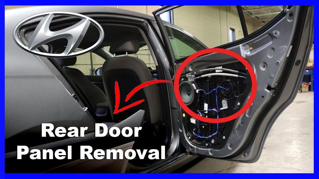 2019 Hyundai Elantra Hyundai Elantra Elantra Panel Doors