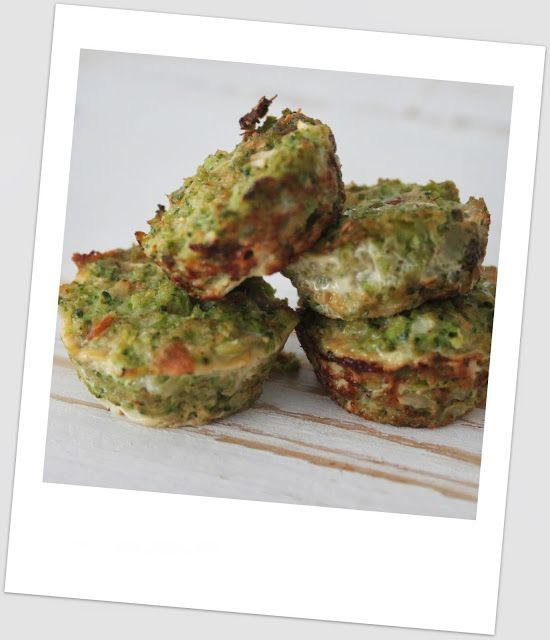 Simply Weight Watchers Recipes: Broccoli Bites