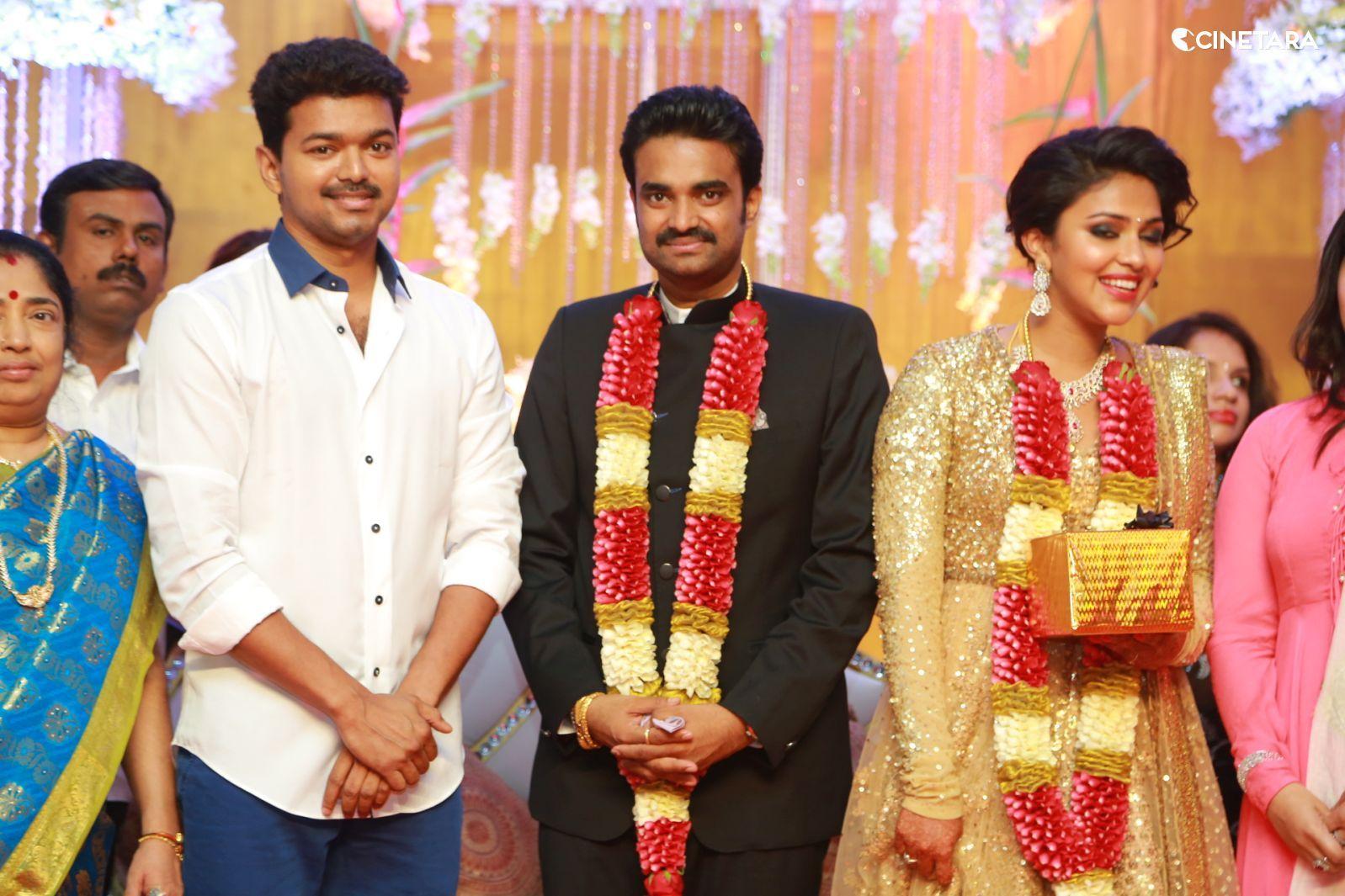 Rewind Of The Fav Celebs Wedding On Your Mind Amala Paul Vijay Ezwed