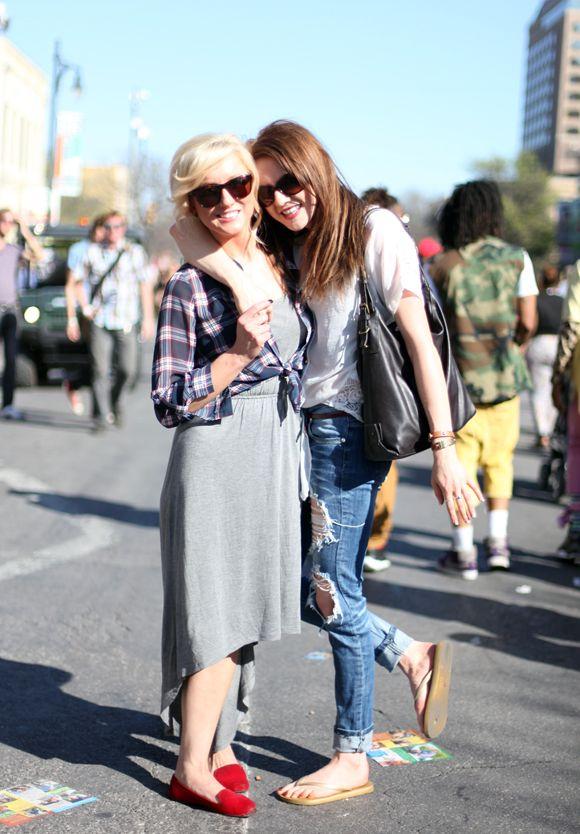 Festival Fashion At SXSW 2013