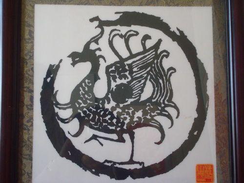 Vatan traditional paper-cut patterns NO.3