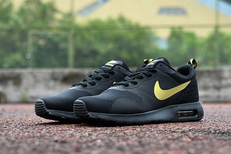 Nike Air Max Thea Men Black Gold Nike Air Max Thea Nike Air Max