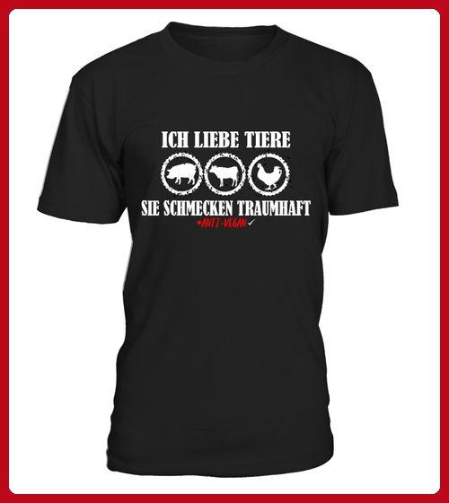 LIEBE TIERE SIE SCHMECKEN TRAUMHAFT - Tiger shirts (*Partner-Link)