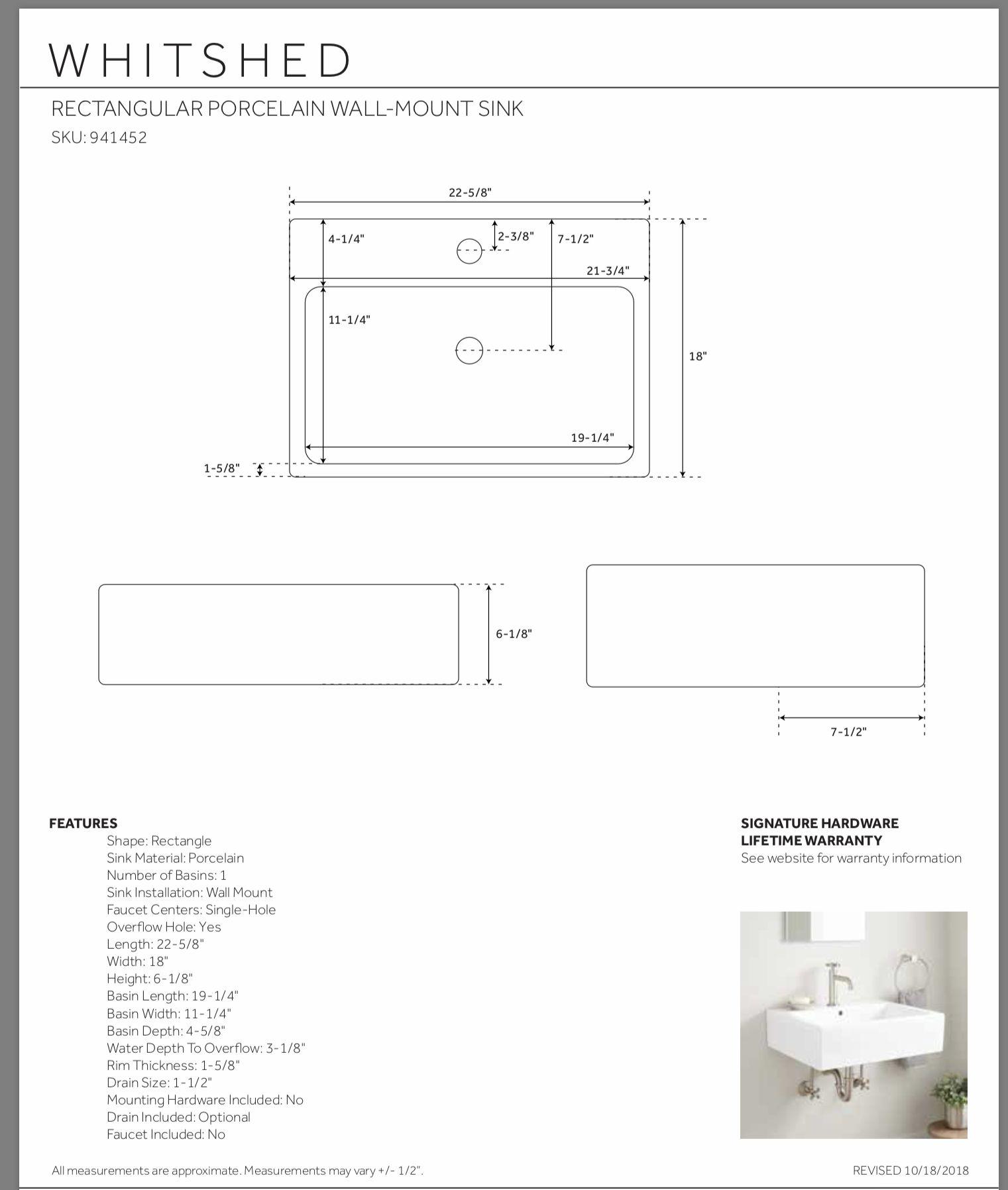 Pin By Architectural Design Studios On Ada Bathroom Ada Bathroom Signature Hardware Basin