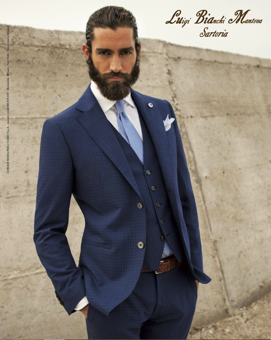 Luigi Bianchi Mantova FW13 | Dress Code - Work Approved Outfits ...