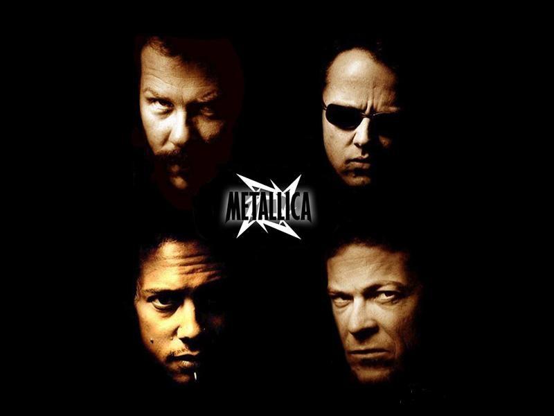 metallica  | Metallica - Metallica Wallpaper (150438) - Fanpop fanclubs