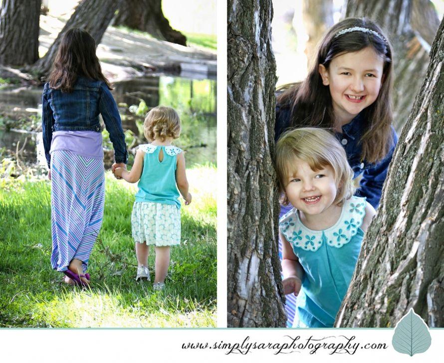 Girls, kids, and children photo shoot ideas
