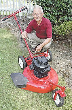 Farm Show Steerable Push Mower Push Lawn Mower Lawn Mower