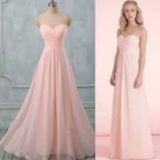 Resultado De Imagen De Vestidos Color Rosa Pastel En 2019