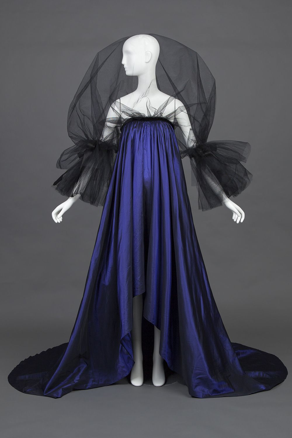 Fashions from history u wedding dress yves saint laurent