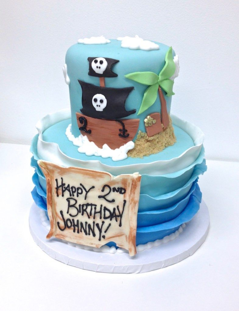 27 Creative Picture Of Pirate Birthday Cake Nashville Sweets BirthdayCakeImages