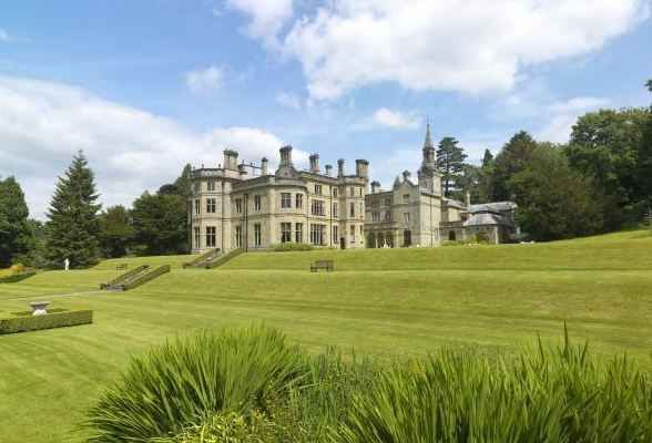 Llandderfel, Bala, Gwynedd £2,800,000 / $4,499,517