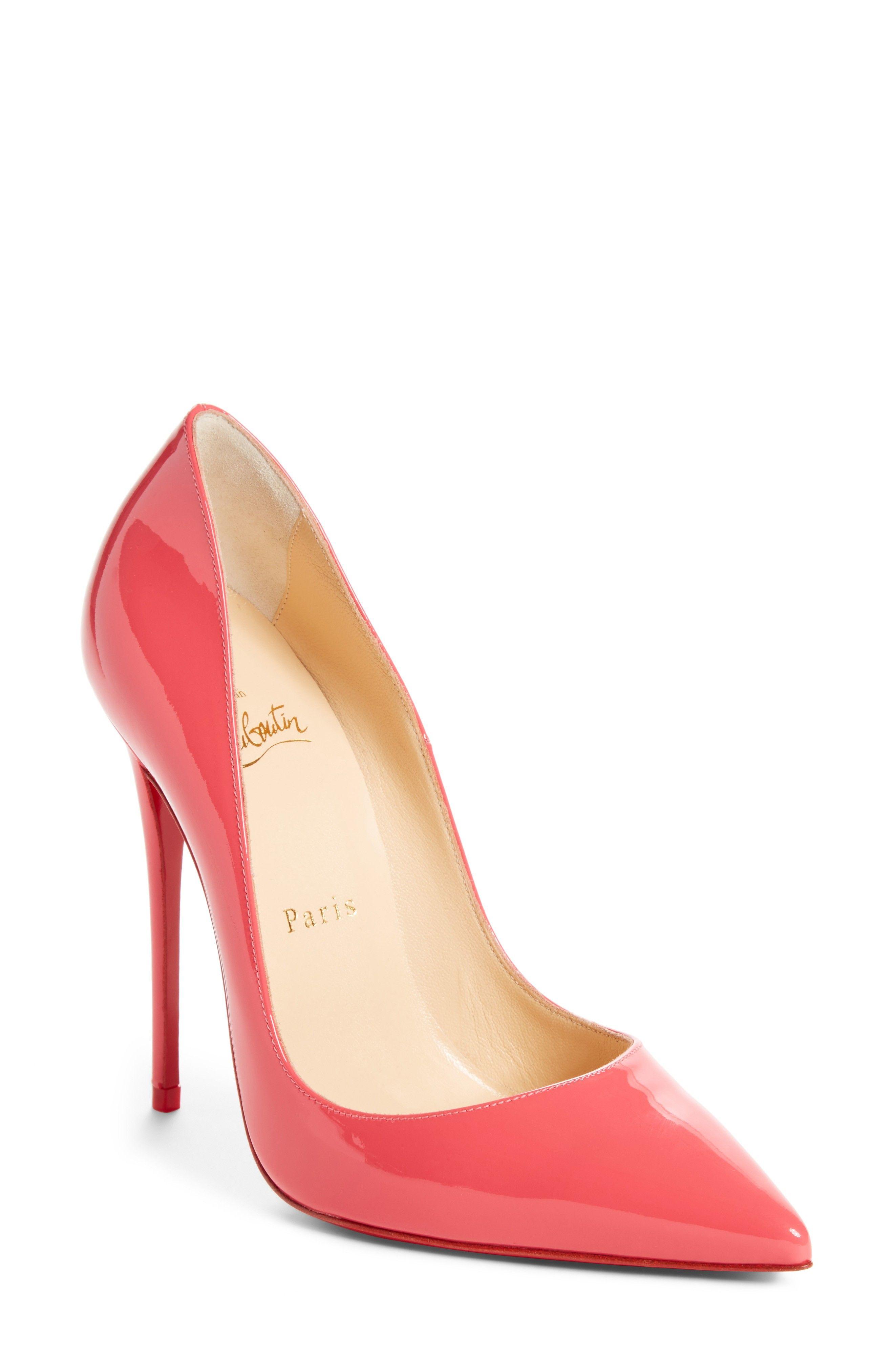 1113a9b3f58 Buy CHRISTIAN LOUBOUTIN  So Kate  Pointy Toe Pump for shopping. New CHRISTIAN  LOUBOUTIN Heels.   675  SKU EWUQ48965BWOU26929
