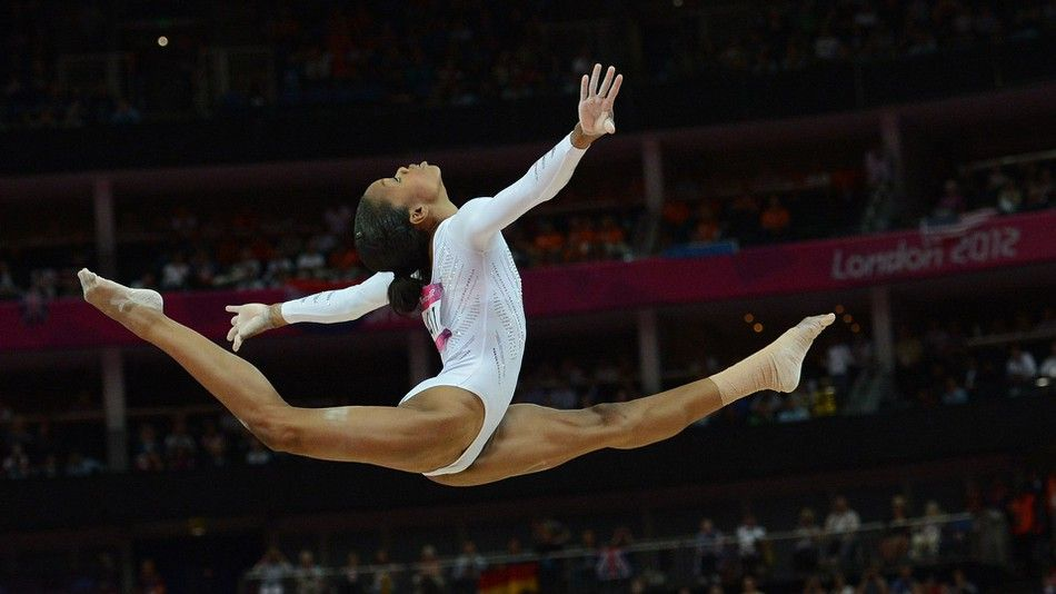 Crazy cool flips, twists, and turns from elite gymnasts around the world. Prepare to feel really inflexible after seeing these 20 gymnastics GIFs.