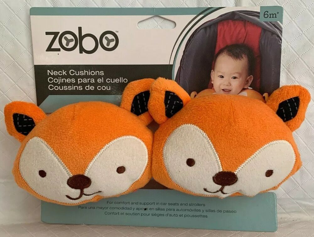 Zobo Tiger Seat Belt Neck Cushions Child Car Seat Carseat Plush Cushion New Ebay Child Car Seat Car Seats Cushions