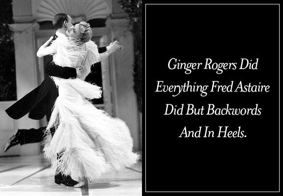 Ginger Rogers Did Everything Fred Astaire Did But Backwards And In Heels With Images Mermaid Wedding Dress Wedding Dresses Victorian Dress