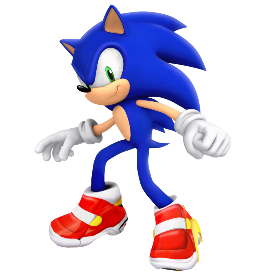 SA2Prototype Collaboration Sonic with Soap Shoes by