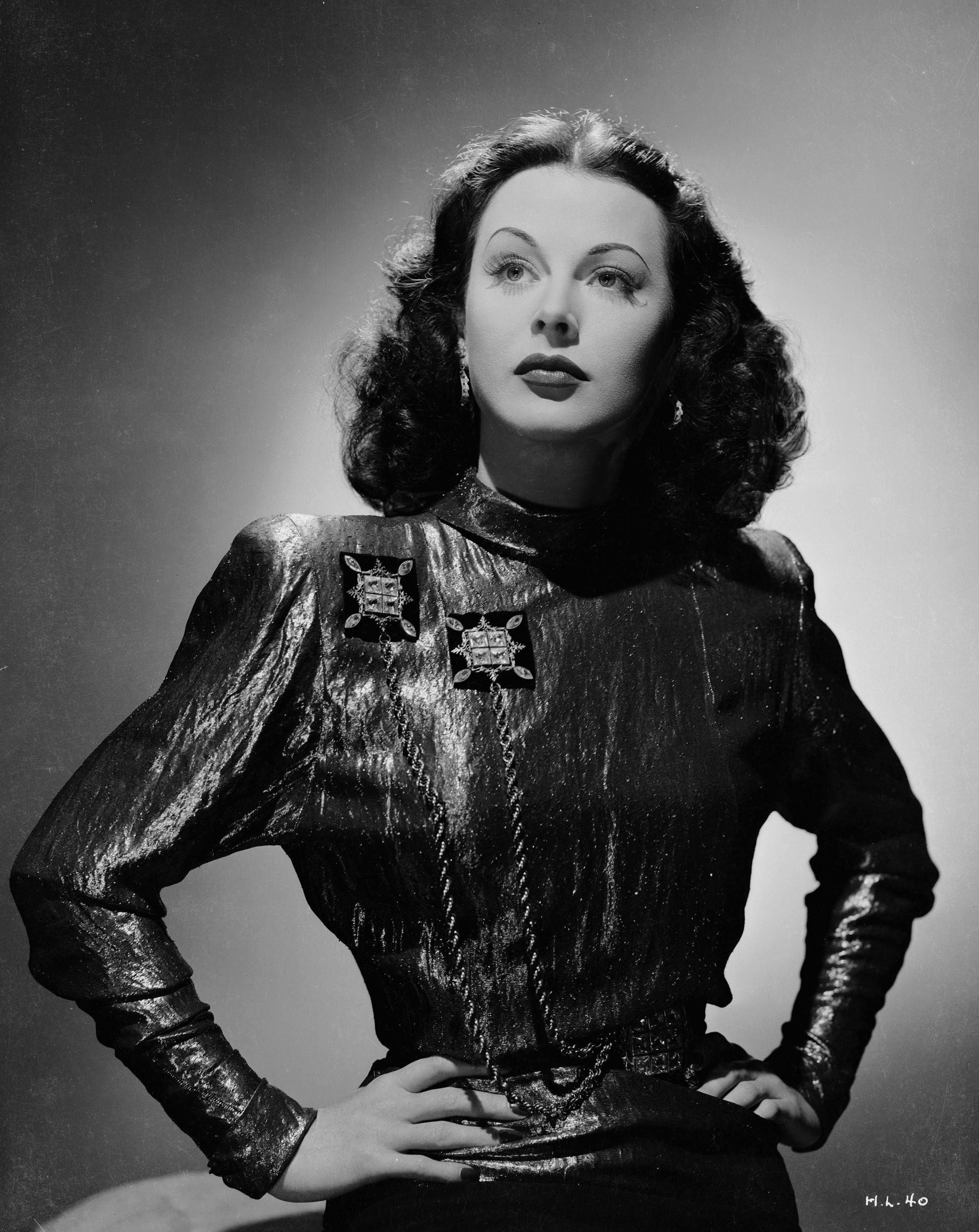 The Boldest Fashion Trend The Year You Were Born Hedy Lamarr