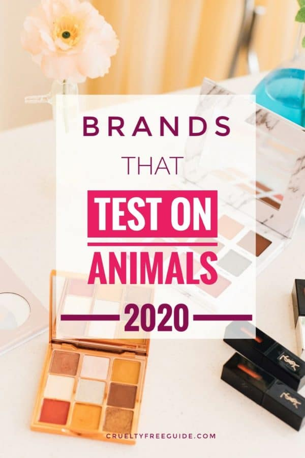 Pin on Cruelty Free Guide