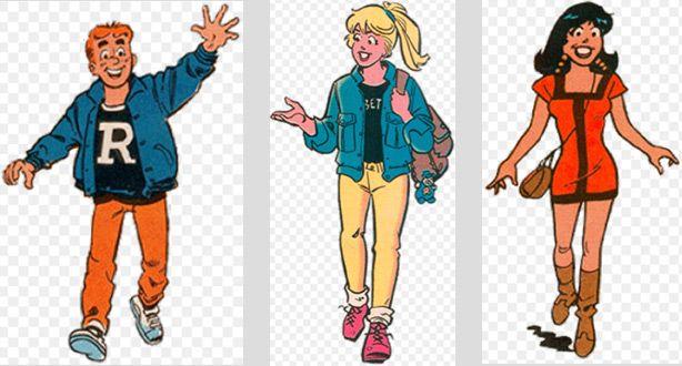 Transhumanizme Giris 5 Her An Archie Comics Archie Halloween Costumes