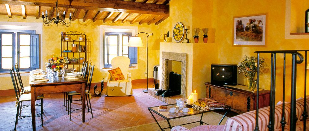 Il Borghetto Tuscany Villa
