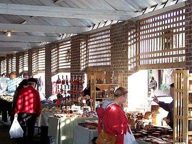 Historic Charleston City Market