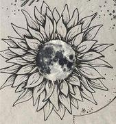 Photo of Gorgeous Sunflower Tattoos For Women #coolgeometrictattos Gorgeous …