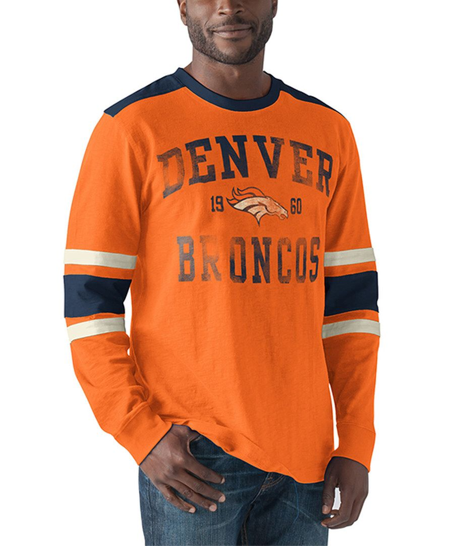 ad5b0d3b Look at this Denver Broncos Champion Slub Jersey Tee on #zulily ...