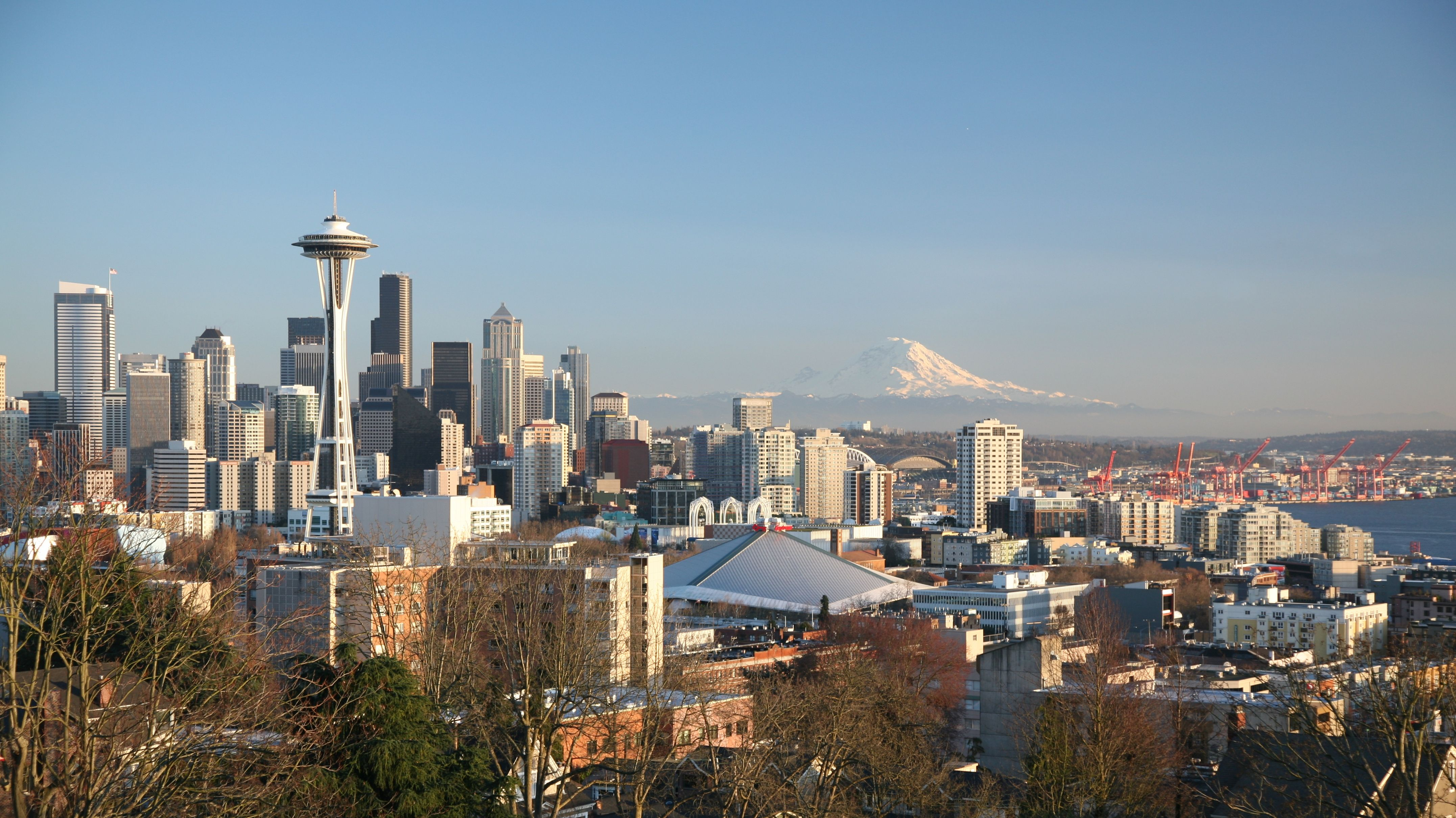 We All Know That Seattle Is One Of The Best Places To Hike And