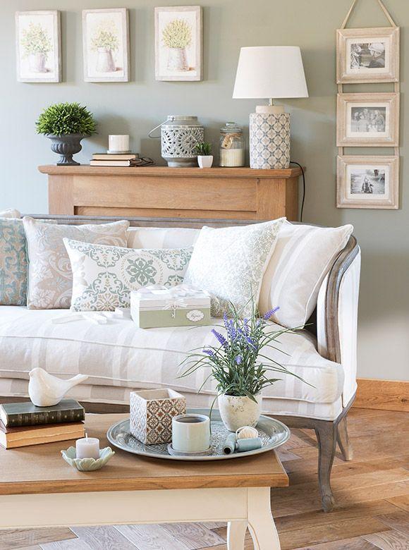 deko trend landhaus charme maisons du monde einrichten und wohnen pinterest haus. Black Bedroom Furniture Sets. Home Design Ideas
