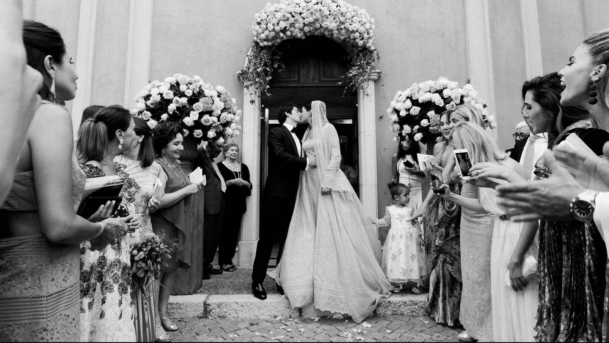 This Wedding Is Part Royal Wedding And Part French Riviera
