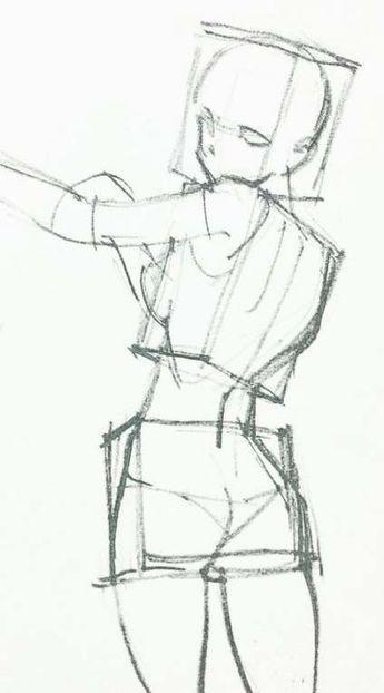 Photo of Lerne deine Manga-Charaktere zu zeichnen