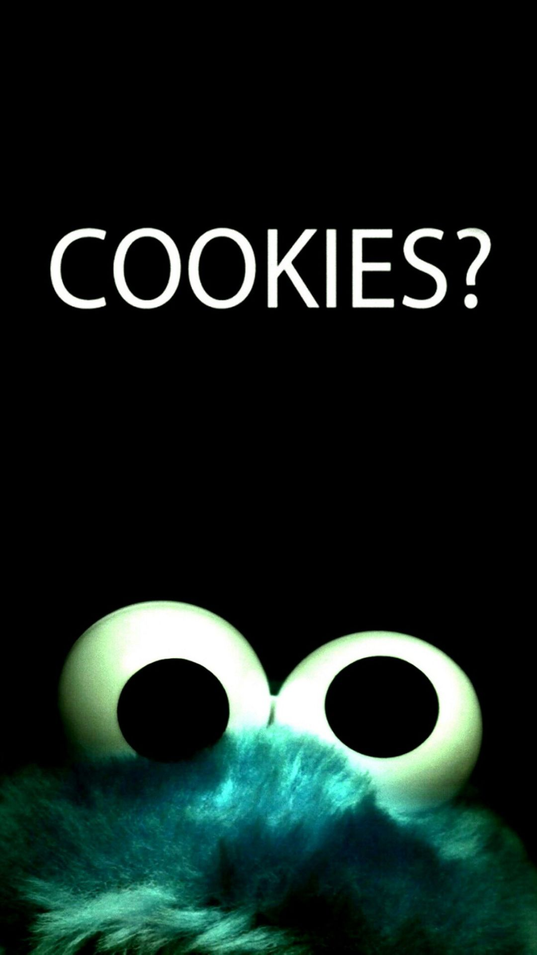 Cookies Cookie Monster iPhone 6 Plus HD Wallpaper iPod Wallpaper