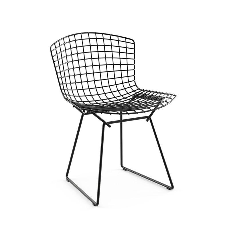 Chaise Bertoia Outdoor Knoll Silvera Eshop Chaises Bertoia Chaises D Appoint Chaises De Salon Modernes
