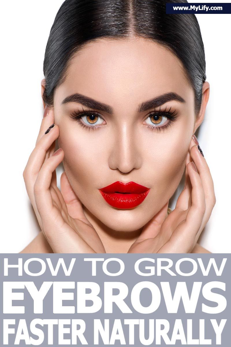 Did you enjoy this post on How to grow eyebrows faster ...