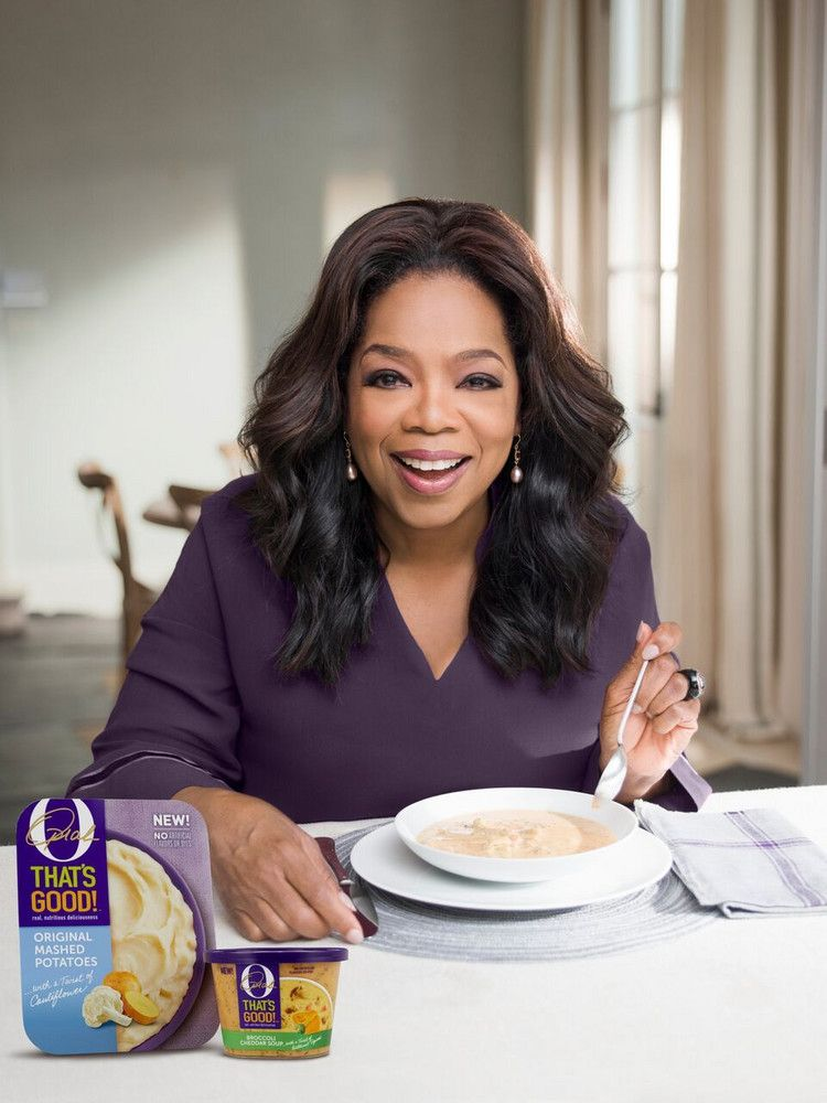 oprah winfrey launches healthful food line oprah winfrey oprah healthy comfort food pinterest