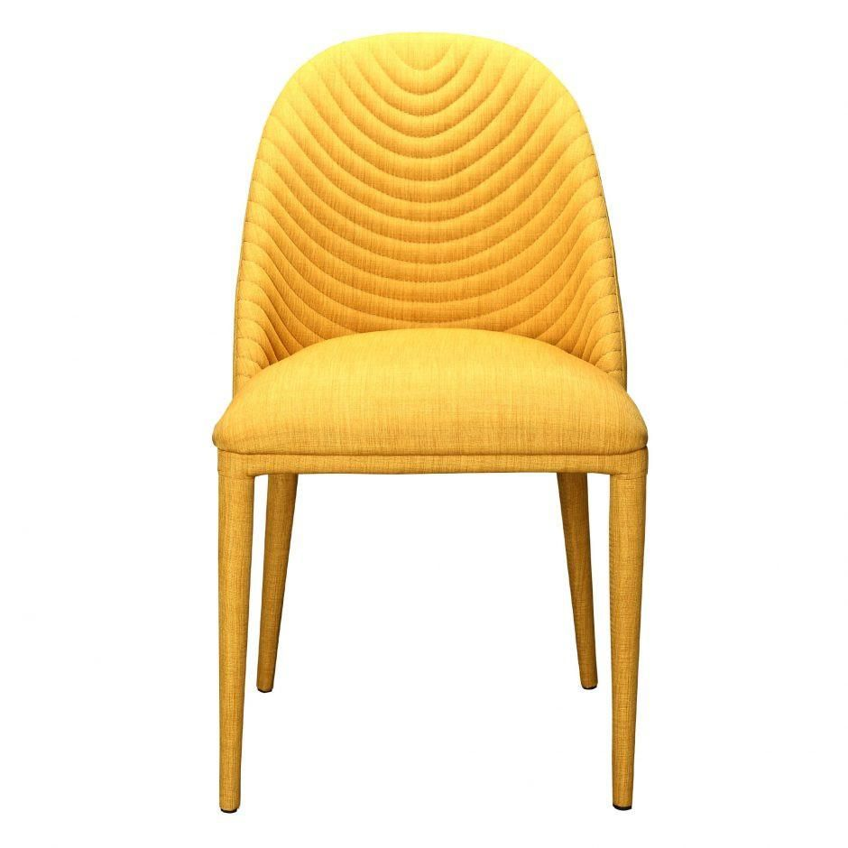 Amarelo Chair Yellow Yellow Dining Chairs Steel Dining Chairs