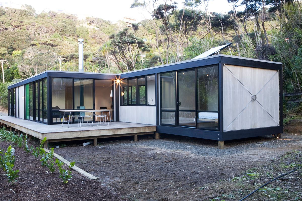 Box Living | HOUSE | MURIWAI HOUSE | What we do... Box Classic ...