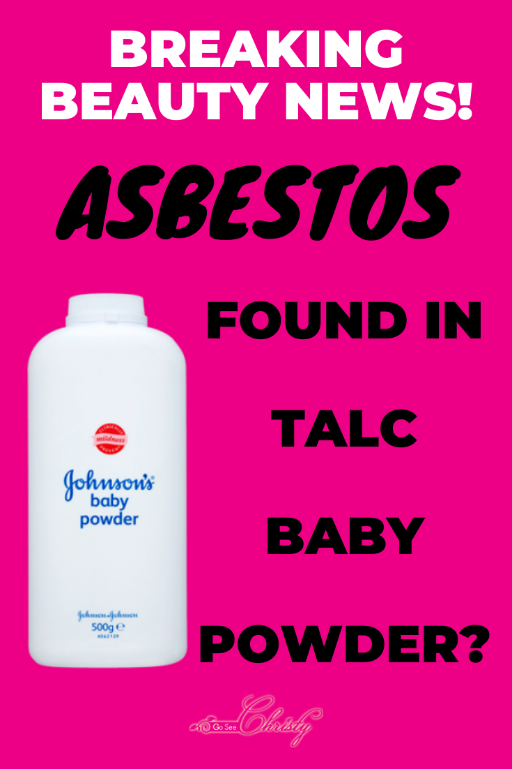 Asbestos Found in Talc? Is Talc safe in baby powder and