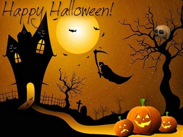 Happy Halloween 2017 Images Pictures Funny Pumpkin Photos Pics HD  Wallpapers Clipart Memes Coloring Pages Free