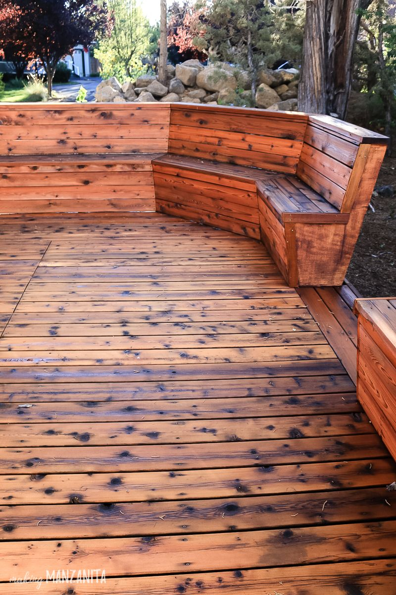 How To Restore A Deck That Has Been Neglected Diy Projects Using