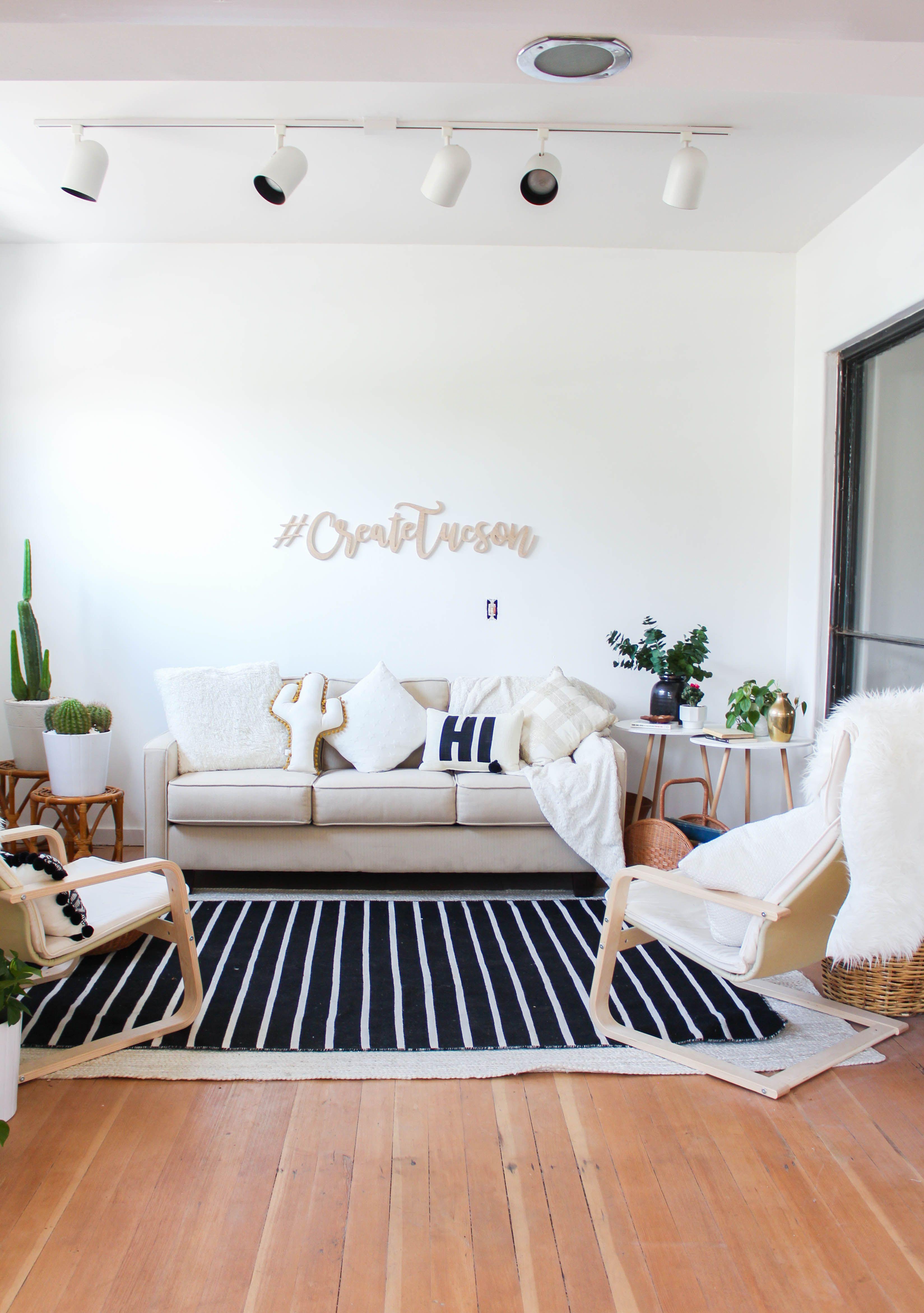 Creative Tribe Studio In Tucson Arizona With Southwest And Modern Decor Home Decor Decor Home Decor Decals